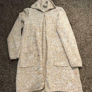 J. Crew cotton/nylon Sweater